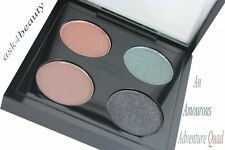 Mac Eye Shadow x 4 (An Amorous Adventure Quad) Palette 0.19 oz/5.6g Nib