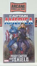 Captain America Peggy Carter Agent of Shield #1 Kathryn Immonen (2014) NM 9.4