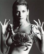 AUTOGRAPHE SUR PHOTO SEXY 20 x 25 de Mélanie LAURENT (signed in person)