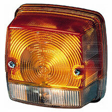Indicator: Front Marker Lamp (Amber/White) | HELLA 2BE 003 014-257
