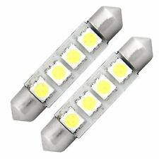 2X LED Soffitte Sofitte Lampe Licht 4 SMDWeiss 569 214 GY