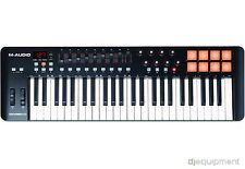 M-Audio Oxygen 49 Keyboard Midi USB Ultra Leggera - 4nd Generation - New