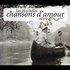 Les Plus Belles Chansons D'Amour Retro - Various 4CD Set  LIKE NEW  DB2013