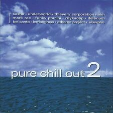 Pure Chill Out 2 2003 by Sasha