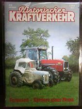 Historischer Kraftverkehr  Nr: 4 aus 1990   in Schutzhülle