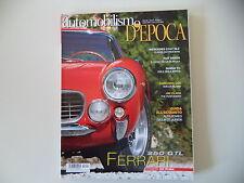 AUTOMOBILISMO D'EPOCA 4/2008 FERRARI 250 GTL/FIAT PANDA 30/ROVER TC/GIULIA GT