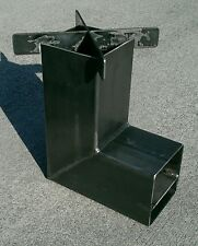 New Wood Burning Rocket Stove for Camping Prepper Hunting Made in the USA shtf