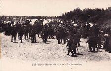 LES SAINTES-MARIES-DE-LA-MER la procession