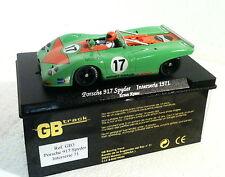 qq GB 3  FLY GB TRACK PORSCHE 917 SPYDER INTERSERIE 1971 No 17 ERNST KRAUS