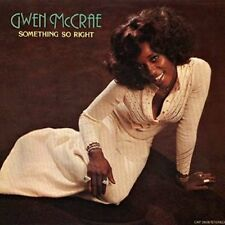 Something So Right by Gwen McCrae (CD, Jul-2014)