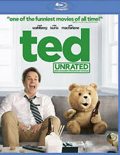 Ted (Blu-ray with DIGITAL HD), Very Good DVD, Giovanni Ribisi, Joel McHale, Seth