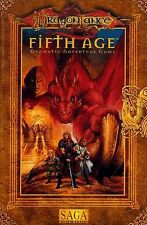 DRAGONLANCE FIFTH AGE SEALED #1148 Dungeons Dragons AD&D D&D TSR Boxed Set Box