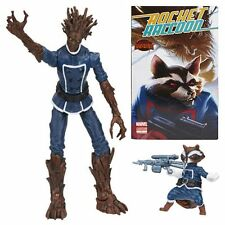 GROOT & ROCKET RACCOON Marvel Legends Comic-Pack-Guardians of the Galaxy