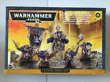 Juegos taller Warhammer 40,000 40k Space Marine Marneus Calgar y guardia de honor