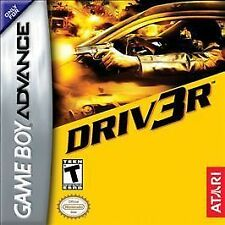 Driv3r Driver 3 GBA New Game Boy Advance