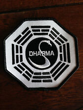 "LOST TV Series Dharma SWAN 4"" Embroidered Patch"