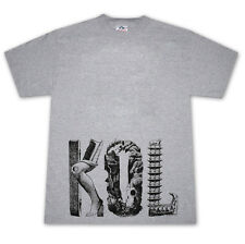 New Kings of Leon Crawl Adult Large Heather Grey Rock n Roll T-shirt