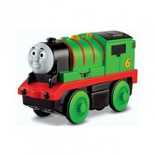 Thomas und seine Freunde - Batterielok Percy Holzeisenbahn Mattel