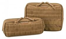 Propper U.C. 2 Pack Assault Kit Molle Pouches Coyote Brown