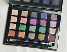 Urban Decay Vice 4 Palette 20 Eye Shadows + 1 Dual Ended Brush Makeup Limited Ed