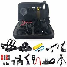 GPCT 26-in-1 Mount Accessory Kit for GoPro Hero 1/2/3/3+/4/5 Camera Go Pro for
