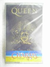 QUEEN GREATEST HITS 2 RARE CASSETTE INDIA NEW oct 2001