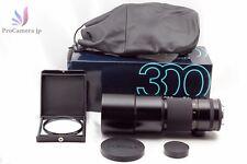"""""""TOPMINT in Box"""" Contax Carl Zeiss Tele-Tessar 300mm F4 MM J T* w/P-Filter #901"""