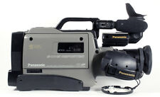 PANASONIC AG-456 PRO LINE VIDEO CAMERA CAMCORDER S-VHS FOR PARTS
