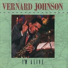 I'm Alive by Brother Vernard Johnson (CD, Sep-1991, American Explorer)