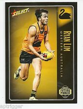 2014 Future Force Base Card (101) Ryan LIM Western Australia