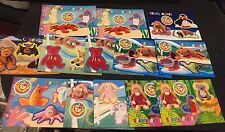 TY Beanie Babies 1999 LOT of ( 13 ) Ser 3 STICKER Cards 1999 Official TY INC