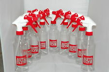 9 x Autoglym Calibrated Spray bottles with triggers 500ml Brand New Free UK P&P