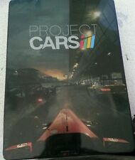 NEW PS4 or  XBox One Project Cars RARE metal Case - BEST DEAL!