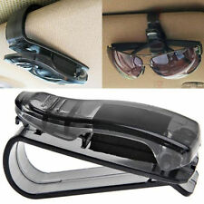 Car Sun Visor Glasses Sunglasses Ticket Card Clip Storage Holder Mount Stand