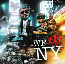 We Run Ny Jim Jones & Juelz Santana MUSIC CD