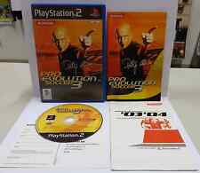 Gioco Game Playstation 2 PS2 Play Station PAL ITALIANO PRO EVOLUTION SOCCER 3 IT