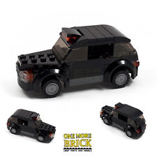 LEGO Taxi Cab - Black Hackney London Taxicab - Custom Model
