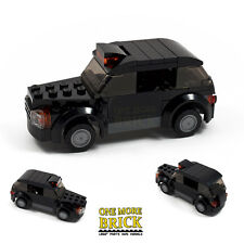 LEGO Taxi Cab - Black Hackney London Taxicab