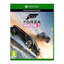 Forza Horizon 3 Xbox One Game Brand New