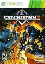 Crackdown 2  (Xbox 360, 2010) Used