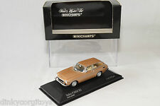 . MINICHAMPS VOLVO P 1800 ES P1800 ESTATE 1971 METALLIC GOLD MINT BOXED