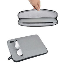 "13-13.3""Waterproof Fabric Laptop Sleeve Case Bag 4 Macbook Air /Macbook Pro Grey"