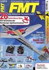 FMT1303 Bauplan 3201437 + Kugelblitz + gemütlich bis rasant  + FMT 3 2013