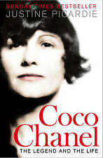 Coco Chanel: The Legend and the Life, By Picardie, Justine,in Used but Acceptabl