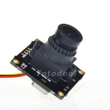 HD 700TVL CMOS 8510+8330 Board CCTV Cam FPV Camera 2.8mm Lens Video Recorder