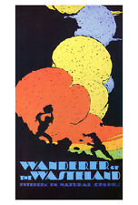 WANDERER OF THE WASTELAND Movie POSTER 27x40 Jack Holt Noah Beery George Irving