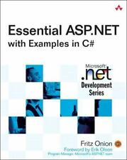 Essential ASP.NET With Examples in C# Onion, Fritz Paperback