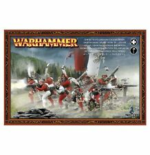 Empire Handgunners/aquel-Warhammer edad de Sigmar-Games Workshop
