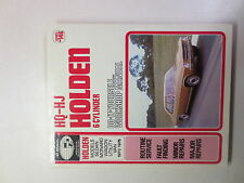 HQ-HJ Holden 6 Cylinder, Do it Yourself Workshop Manual series no 146