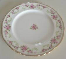 "VINTAGE/ANTIQUE ALFRED MEAKIN ROSE BOWER 10"" PLATE FROM THE HARMONY SHOPPE"